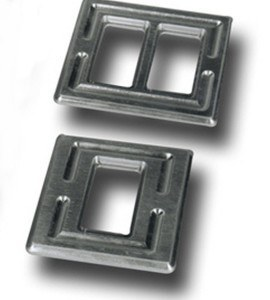 Power Window Switch Bezels – Billet