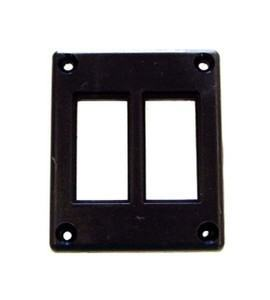 Double Bezels for Power Window Switches