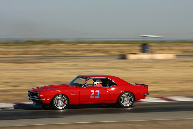 Camaro racing 23