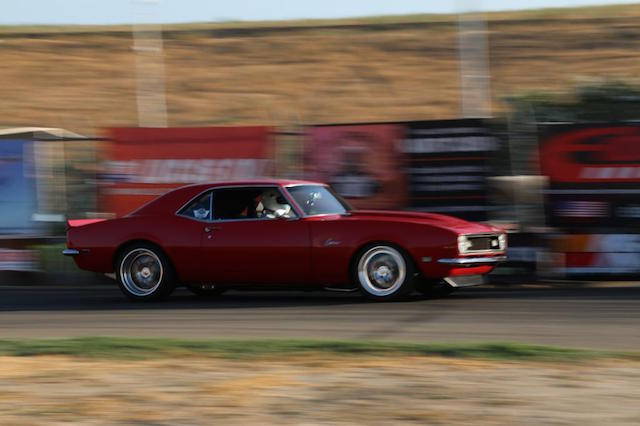 June Feature: Modified 1968 Camaro - Hot Rod Wires