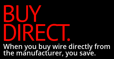 Buy direct from the manufacturer and save.