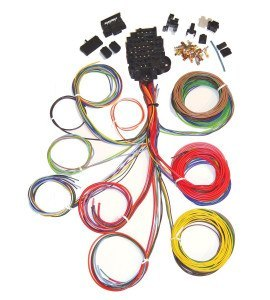 Universal 12 Circuit Auto Wiring Harness | HotRodWires.com on universal car covers, universal tools, universal electronics, universal fuel tanks,