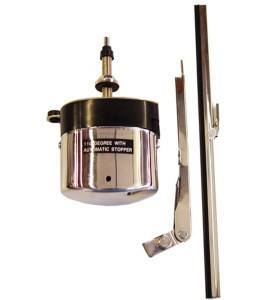 Stainless Steel Electric Wiper Motor w/ 7.5″ Stainless Steel Arm and 11″ Blade
