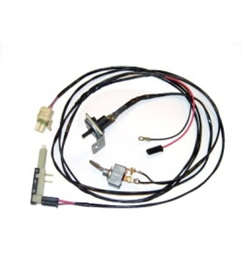 torque converter clutch harness