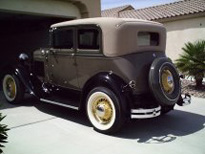 """""""here are some pictures of the model a vicky resto-rod that i just  finished  i purchased a wiring harness and other items from hot rod wires�,  but otherwise"""